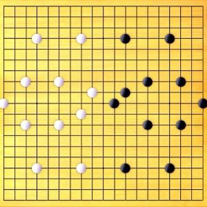 囲碁フォーメーション